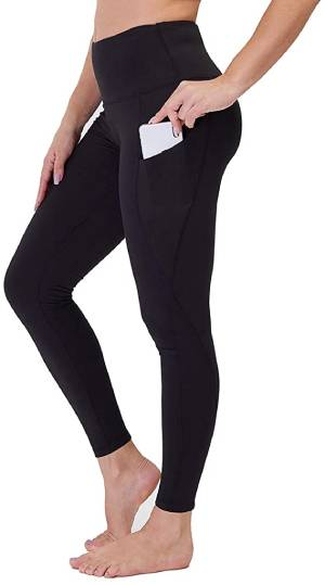 GAYHAY High Waist Yoga Pants with Pockets for Women