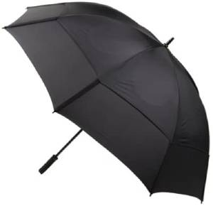 GustBuster Pro Series Gold Extra Large Golf Umbrella