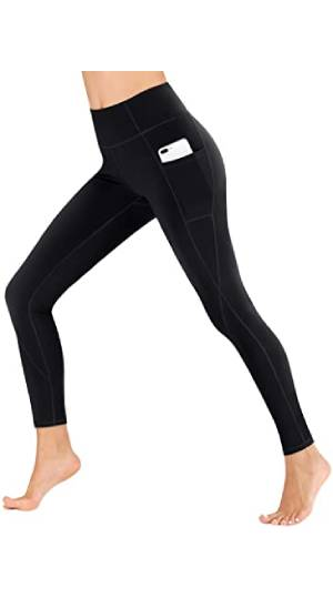 Heathyoga Yoga Pants for Women with Pockets