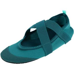 FitKicks Crossovers Women's Foldable Active Lifestyle Minimalist Footwear
