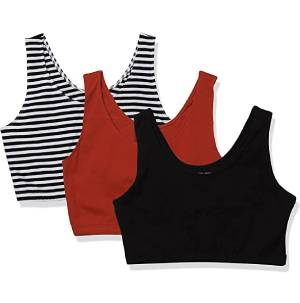 Fruit of the Loom Womens Built-up Sports Bra